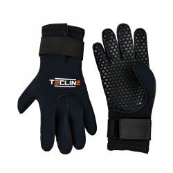 Rękawice neoprenowe Tecline 5mm