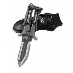 Nóż Scubatech typu nożyce - mini