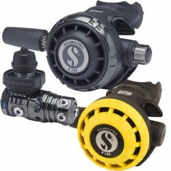 Scubapro MK25EVO/G260 Black Tech/R195