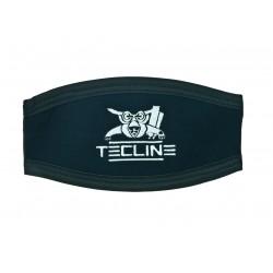 Neoprenowa nakładka na pasek do maski - TecLine