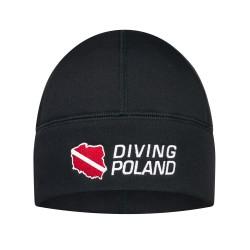 """Mola Mola czapka termoaktywna """"DIVING POLAND"""""""