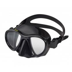 OMS Maska z podwójnym szkłem, czarna