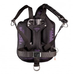 TecLine Peanut 21 - zestaw TRAVEL LADY Ultra Light