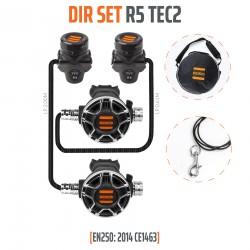 Tecline Dir Set R5 TEC2 - EN250:2014