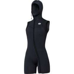 Bare 7mm Nixie Hooded Vest (damska)