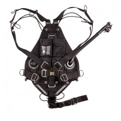 Tecline Side Mount BCD ...venger - 16 kg buoyancy