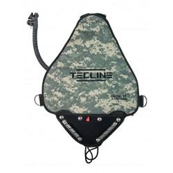 Tecline Side Mount BCD SIDE 16 Avenger kamuflaż