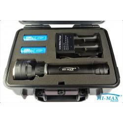 HI-MAX X7 3000lm (Zestaw)