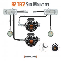 TECLINE R2 TEC2 zestaw Side Mount - EN250A