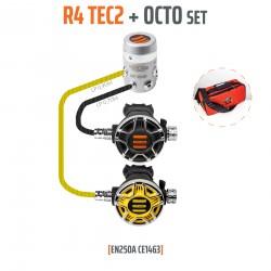 Tecline R4 TEC2 z oktopusem - EN250A
