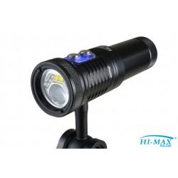 V17 zestaw HI-MAX foto/... 2200lm, auto-flash-off