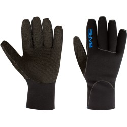 Bare 3mm Kevlar Palm Glove